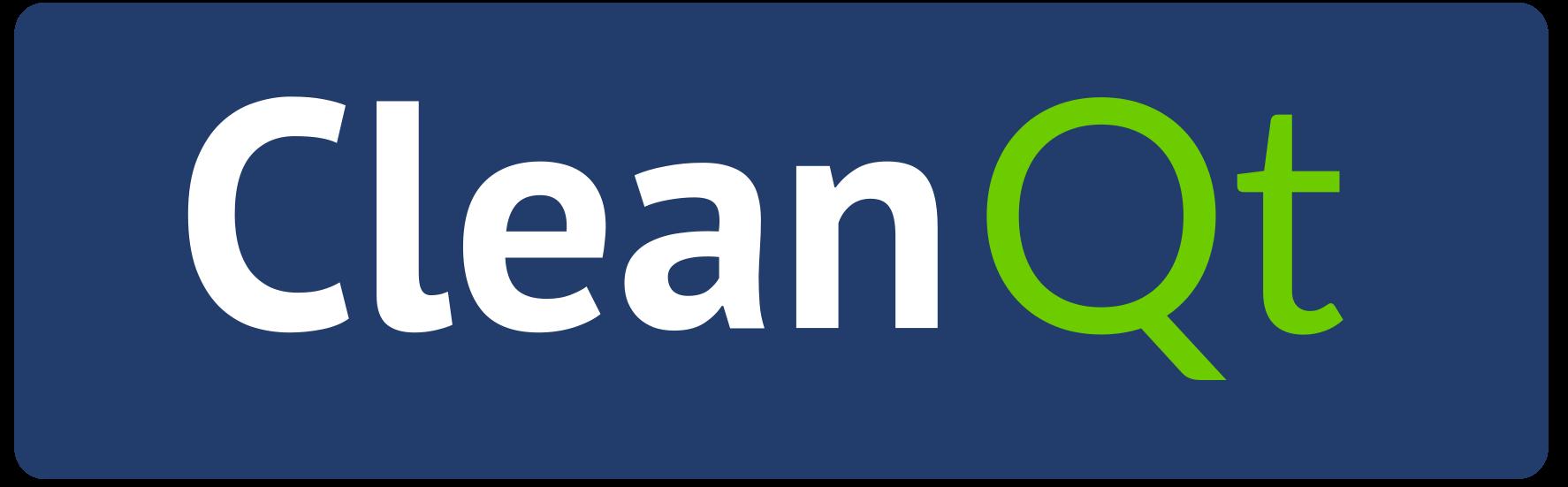 Qt and C++ Blog / Clean Qt